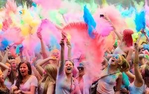 Colour Day Festival 2017, ΟΑΚΑ, Colour Day Festival 2017, oaka