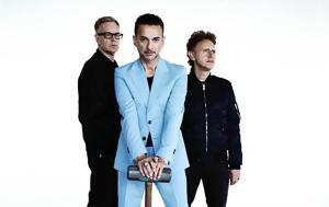 Depeche Mode, Ανακοίνωση, TerraVibe, Depeche Mode, anakoinosi, TerraVibe