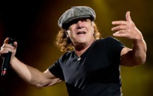 O Brian Johnson, Robert Plant, Paul Rodgers