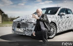 O Dieter Zetsche, Mercedes A-Class