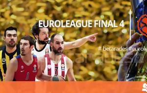 Στοίχημα, Ζευγάρι, Final-4, Euroleague, stoichima, zevgari, Final-4, Euroleague