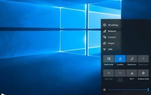 Windows 10 - Διέρρευσε, Control Center, Windows 10 - dierrefse, Control Center