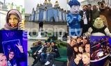 Eurovision 2017, Πώς, Celebrities, Κίεβο,Eurovision 2017, pos, Celebrities, kievo
