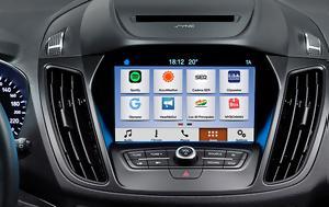 Ford, Φέρνει, Android Auto, Apple CarPlay, Ford, fernei, Android Auto, Apple CarPlay