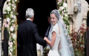 Γάμος, Πίπα Μίντλετον, gamos, pipa mintleton