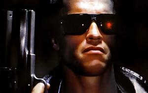 Σβαρτσενέγκερ, Terminator, svartsenegker, Terminator