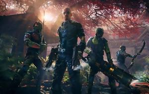 Διαθέσιμο, Shadow Warrior 2, Xbox One, PS 4, diathesimo, Shadow Warrior 2, Xbox One, PS 4