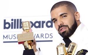 O Drake, Billboard