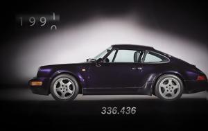 1 000 000 Porsche 911, CGI