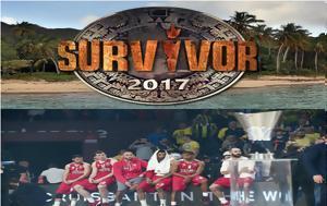 Survivor, Κυριακής, Survivor, kyriakis