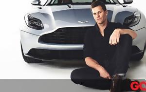 Tom Brady, Aston Martin