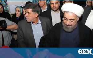 Iranian President Rohani, -election
