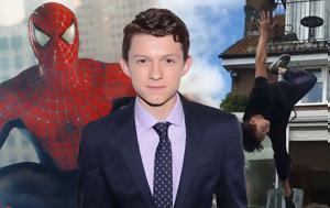 O Spider-Man Tom Holland, Nathan Drake, Uncharted