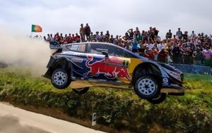 WRC, Επιστροφή, Οζιέ, Πορτογαλία, WRC, epistrofi, ozie, portogalia