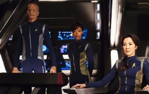 Star Trek, Discovery-VIDEO