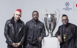 Black Eyed Peas, Champions League