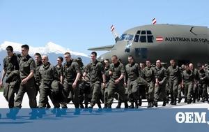 Turkey's, Austria, NATO