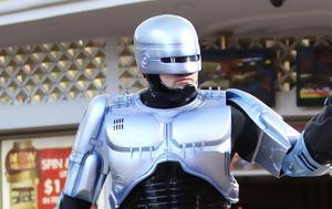 Robocop, Ντουμπάι, Αστυνομικό, Robocop, ntoubai, astynomiko