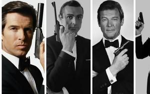 007, Μπρόσναν Κόνερι, Κρεγκ, Ρότζερ Μουρ [photos], 007, brosnan koneri, kregk, rotzer mour [photos]