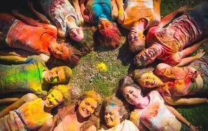 Ξεκιναει, Colour Day Festival, xekinaei, Colour Day Festival
