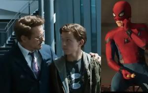 Iron Man, Spiderman