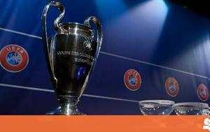 Ολυμπιακού, ΠΑΟΚ, Champions League, olybiakou, paok, Champions League