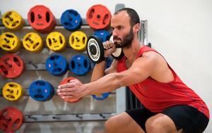 8 old school ασκήσεις για να γυμνάσεις όλο το σώμα