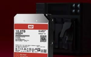 Western Digital, 10TB HDD, NAS