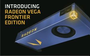AMD, Radeon Vega Frontier Edition