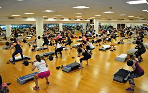 3ο Holmes Place Fitness Festival, Power Health, 28 Μαΐου, 3o Holmes Place Fitness Festival, Power Health, 28 maΐou