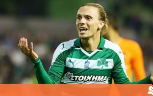 PAOK, Panathinaikos#039 Niklas Hult