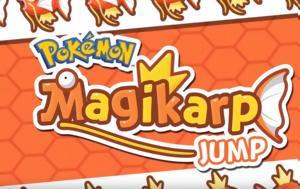 Magikarp Jump, Pokemon