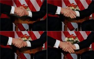 Μακρόν, Τραμπ, makron, trab