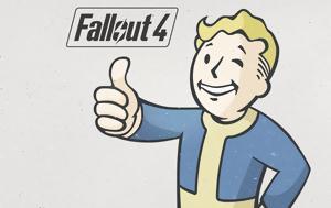 Δοκιμάστε, Fallout 4, Σαββατοκύριακο, dokimaste, Fallout 4, savvatokyriako