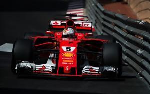 GP Μονακό FP2, Vettel, –Εξαφανισμένη, Mercedes, GP monako FP2, Vettel, –exafanismeni, Mercedes