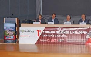 Βούρδας, Εθνικού Στρατηγικού Σχεδίου Μεταφορών, vourdas, ethnikou stratigikou schediou metaforon