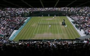 Φωτιά, Wimbledon, fotia, Wimbledon