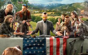 Far Cry 5, Video