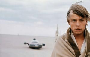 Star Wars, Ιστορία, Star Wars, istoria