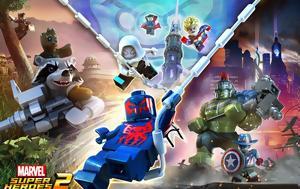 LEGO Marvel Super Heroes 2, Νοέμβριο, LEGO Marvel Super Heroes 2, noemvrio