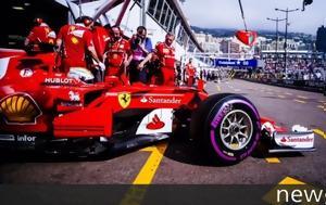 Μπροστά, FP3, Ferrari, brosta, FP3, Ferrari