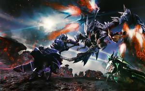 Monster Hunter XX, Κυνήγι, Switch, Monster Hunter XX, kynigi, Switch