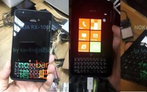Windows Phone Nokia, QWERTY
