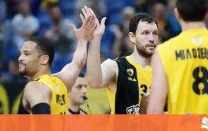 AEK, Aris BC, Game 1, Basket League#039s 3rd