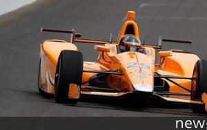 LIVE, Alonso, Indy500