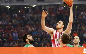 Olympiacos, Game 1, Basket League, Panathinaikos