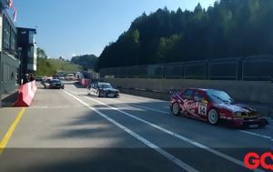 Salzburgring, Tourenwagen Revival, Davide Cironi Experience