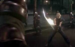 Διακόπηκε, Final Fantasy VII Remake, diakopike, Final Fantasy VII Remake