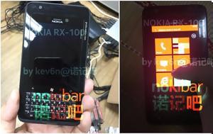 Nokia RX-100, Lumia