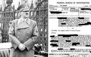 ΜΑΡΤΥΡΙΑ, FBI, Χίτλερ, Νότιο Αμερική – Πότε, Εικόνες, martyria, FBI, chitler, notio ameriki – pote, eikones